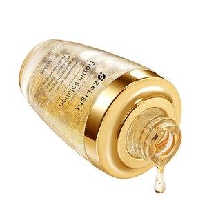 Image 3 - ZELIGHT 24K זהב אנטי אייג ינג חומצה היאלורונית פנים סרום לחות לחות קוריאני טיפוח עור מהות 30ml