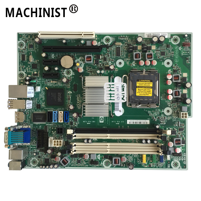 Original For HP Compaq 8000 Elite Desktop motherboard MB LGA 775 Q45 DDR2 536458-001 503363-000 536884-001 100% fully Tested