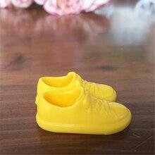 1% 2F6 Fashion 1% 3A6 Кроссовки для Blyth Doll Curvy Colorful Doll Shoes For Lica Doll 1XCD
