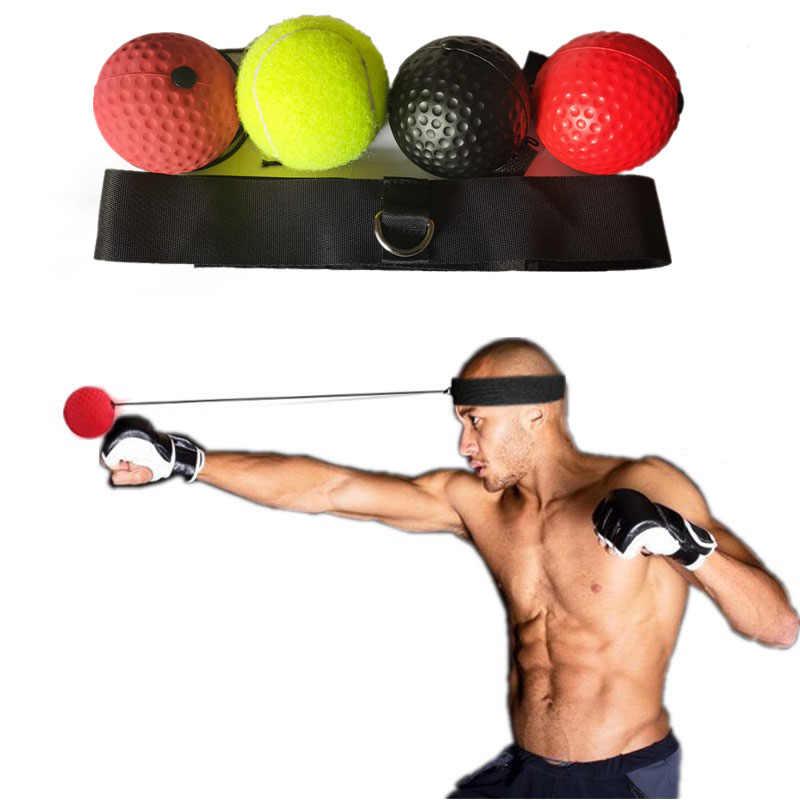 Set of 2 Venum Reflex and Accuracy Head Ball