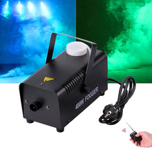 Ejetor de fumaça/controle remoto sem fio 400w máquina de névoa/estágio 400w fogger/máquina de fumaça de 400 watts para disco, ktv, festa, casamentos