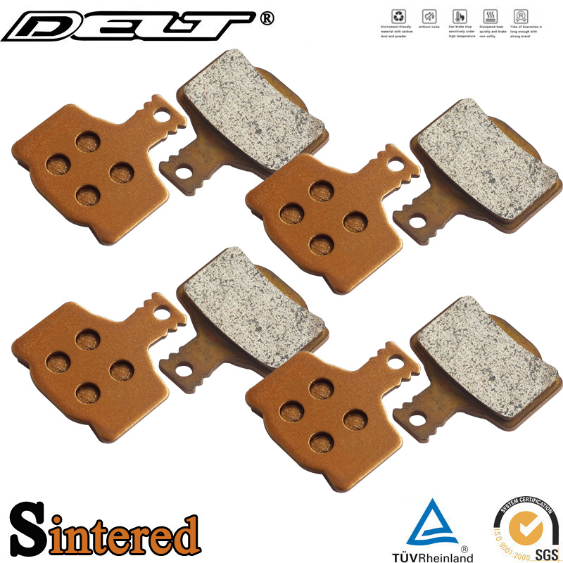 4 Pair Mountain MTB Bike Sintered Bicycle Disc Brake Pads For MAGURA MT8 MT6 MT4 MT2 Accessories