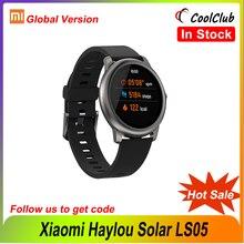 Xiaomi Haylou Solar LS05 smartwatch монитор сердечного ритма сна IP68 Водонепроницаемый в течение 30 дней в режиме ожидания глобальная Версия Оригинал Xiaomi