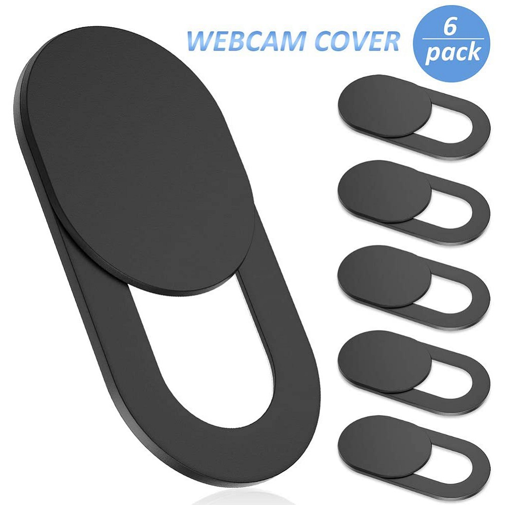 Webcam Cover Privacy Protective Cover for iPad iPhone Samsung Universal WebCam Cover Shutter Magnet for Laptop Tablet PC Camera