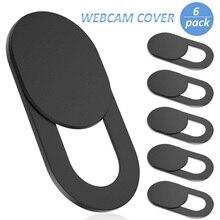 Крышка для веб-камеры защитный чехол для конфиденциальности для iPad iPhone Samsung Универсальная крышка для веб-камеры затвор магнит для ноутбука ...