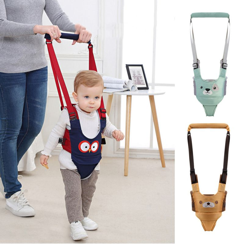 Baby Walking Assistant Infant Safety Harnesses Belt Kids Adjustable Strap Leashes Cute Soft Breathable And Durable Gift