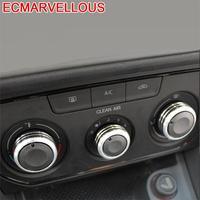 Sistema de controle automático botão condicionador ar automóvel modificado estilo do carro acessórios 08 09 10 11 12 para volkswagen lavida