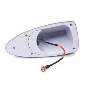 Image 5 - Antennes de toit dantennes de Signal Radio automatique dantenne daileron de requin de voiture pour le style de voiture de BMW/Toyota/Hyundai/VW/Kia/Nissan