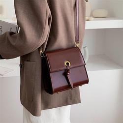 ValenKuci Luxury ladies bagFrench Niche Bag Female Bag Korean Version Of The Wild High-end Foreign Fashion Ins Crossbody Bags