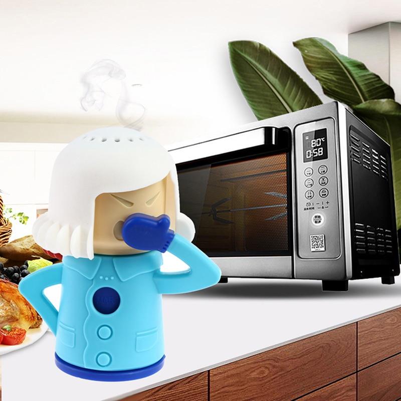 Аппарат для очистки микроволновой печи и паровой чистки