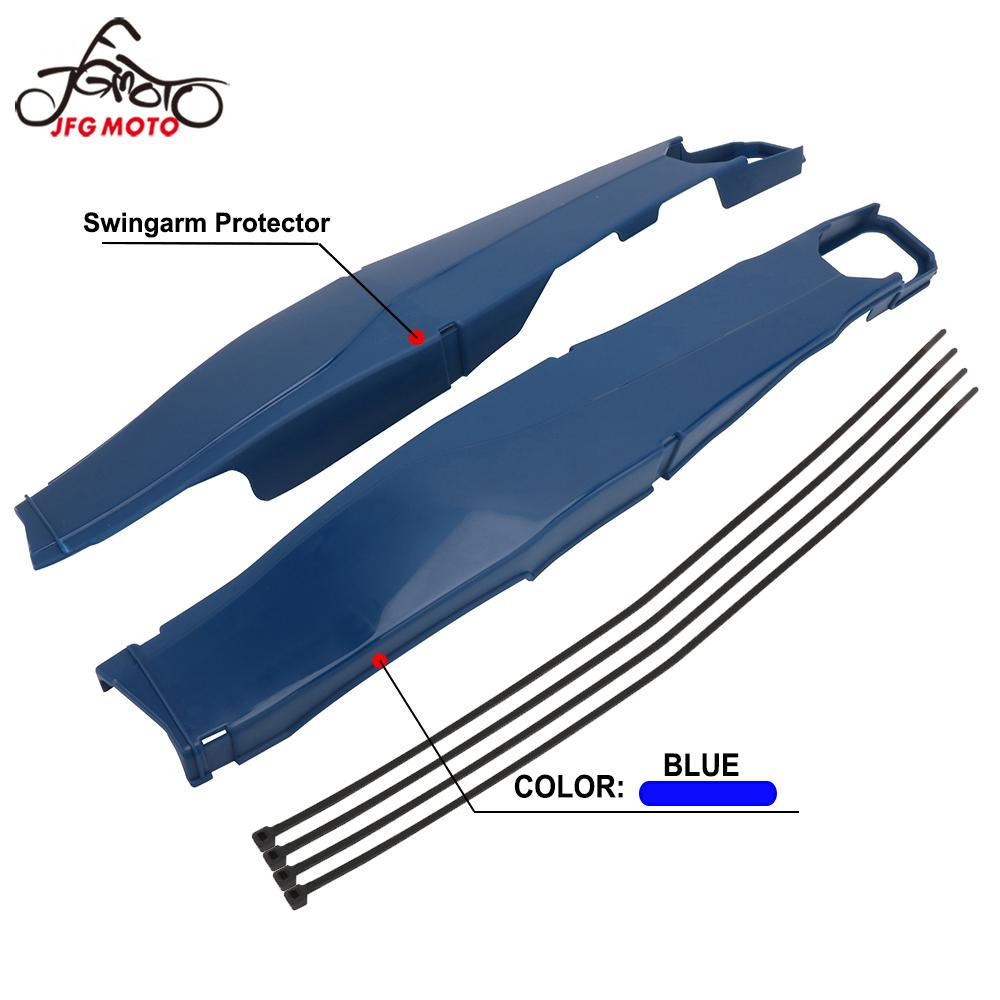Motorcycle New Swing Arm Protector Swingarm Guard Protection For Husqvarna TC FC TE FE 125 250 350 <font><b>450</b></font> 2015 2016 <font><b>2017</b></font> 2018 2019 image