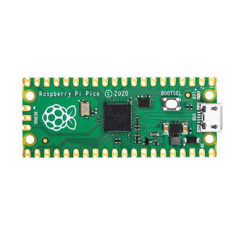 Raspberry Pi Пико-недорогой высокопроизводительный микроконтроллер доска с гибким цифровых интерфейсов