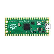 Raspberry pi pico uma placa de controlador de baixo custo de alto desempenho micro com interfaces digitais flexíveis