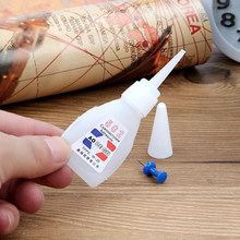 High Quality 502 Super Glue ABN BOND Multi-Function Glue Genuine Cyanoacrylate Adhesive Strong Bond Fast For Office Tools 5PCS