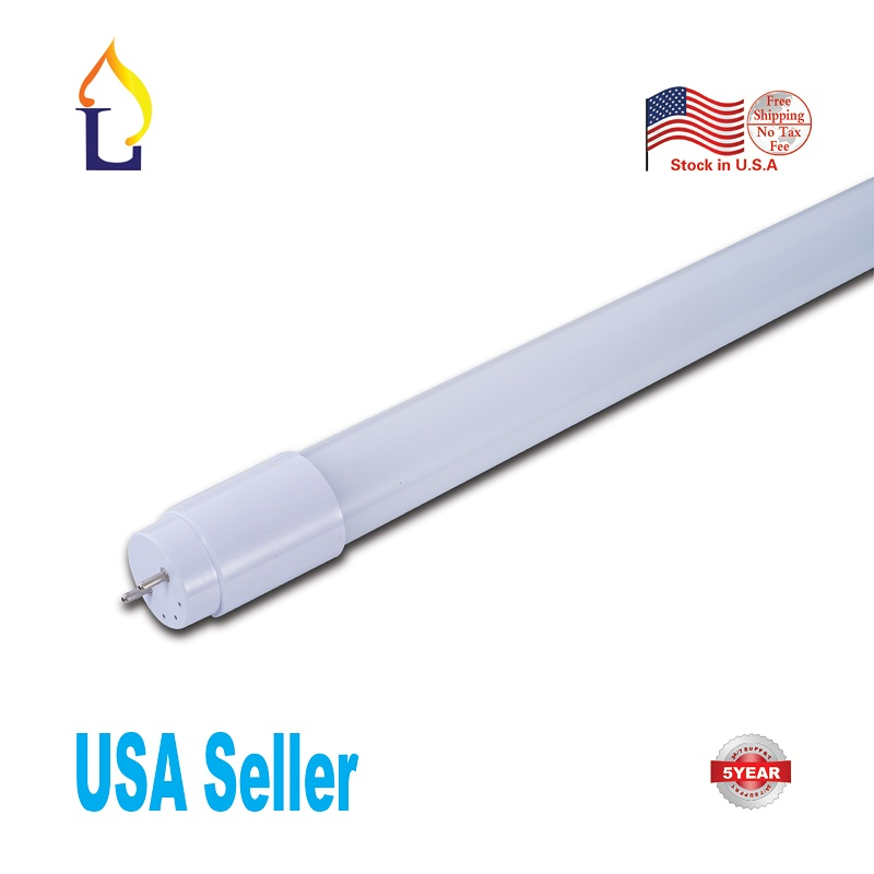 6 pcs <font><b>T8</b></font> LED 1/3 Aluminum <font><b>Tube</b></font> Light indoor Strip Bar Light Replace Fluorescent Cight,High Brightness,Easy <font><b>Bracket</b></font> Installation image