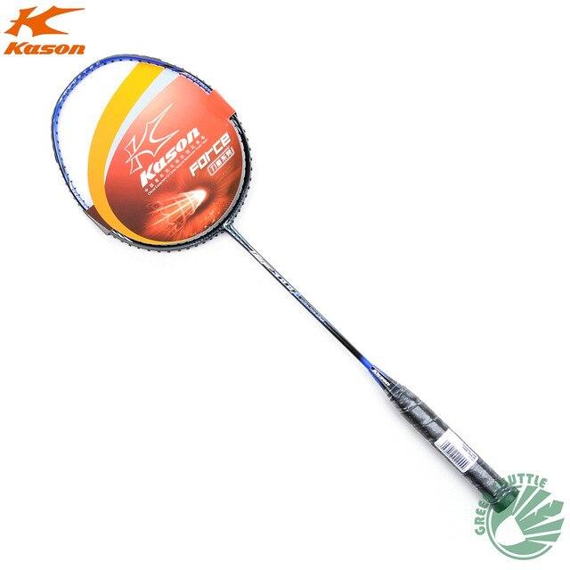 2020 yeni Kason Badminton raketler tam karbon Fiber TSF klasik serisi saldırı tipi tek raketleri TSF300A