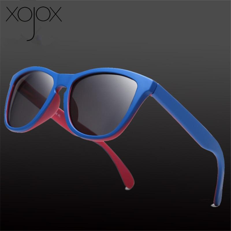 XojoX Classic Polarized Sunglasses Men Brand Designer Driving Sun Glasses Male Goggle UV400 Women Vintage Accessories Eyewear
