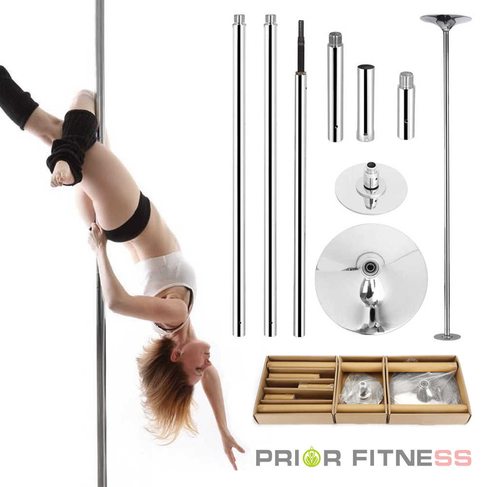 NEW 45mm Extend Pole Tube for X POLE Stripper Pole Dance Spin Pole 15//25//40cm CN
