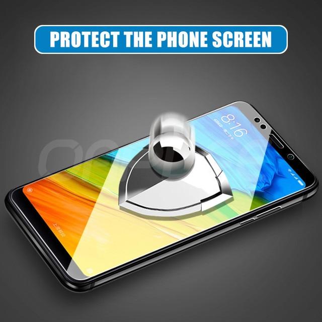9H Premium Tempered Glass For Xiaomi Redmi 5 Plus 5A 4 4X 4A S2 Go K20 Note 4 4X 5 5A Pro Screen Protector Protective Glass Film