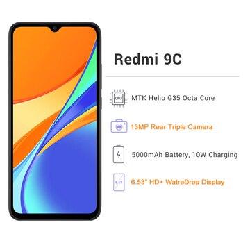 Глобальная версия Xiaomi Redmi 9C 2 Гб / 32 Гб