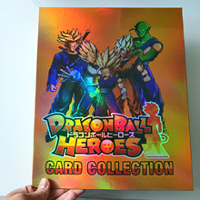 Card Collector Super Dragon Ball Can Hold 900 Cards Heroes Battle Ultra Instinct Goku Game Collection