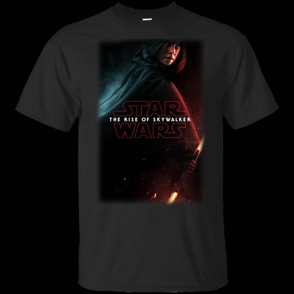 Unique Darth Rey Star Wars The Rise Of Skywalker T Shirt Black Navy Men Women High Quality Casual Printing Tee Shirt Aliexpress