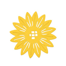 Naifumodo Flower Dies Sunflower Metal Cutting for Scrapbooking Embossing Cut Stencils Cards Craft New 2019