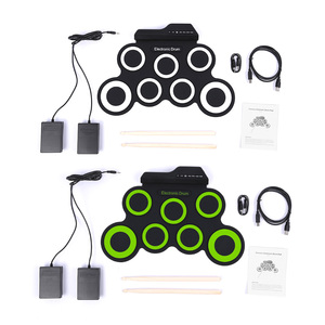Electronic Drum Portable USB S