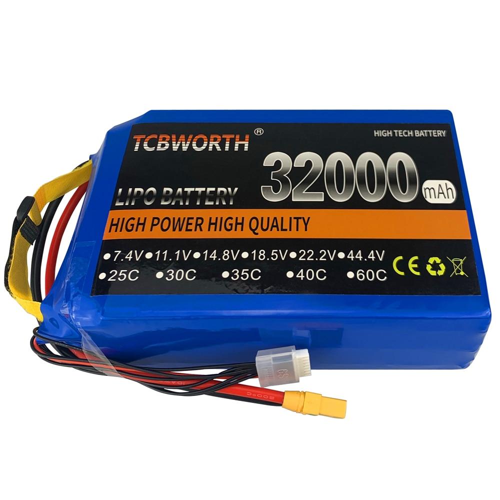 TCBWORTH 3S 11.1V 1500mAh 25C Lipo Battery