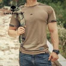 EMERSONGEAR Blue Label Tactical UMP Frogmen Sports T-Shirt Lightweight Quick Dry Running Long Sleeve Shooting Outdoor Shirts