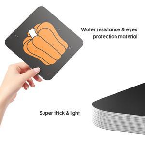 Image 5 - TUMAMA חזותי גירוי כרטיסי עם חיות כרטיסיות עבור 0 36 חודשים שחור לבן פלאש כרטיסי חידות תינוקות למידה כרטיס