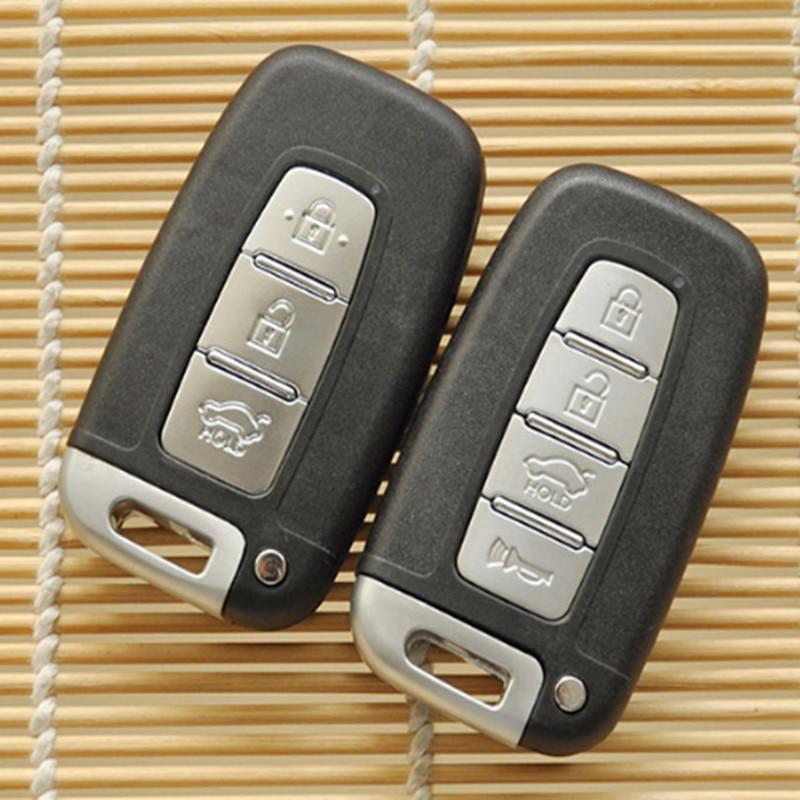4 BTN Smart Remote key Keyless Entry Fob for Kia Soul Sportage 433MHz ID46 Chip