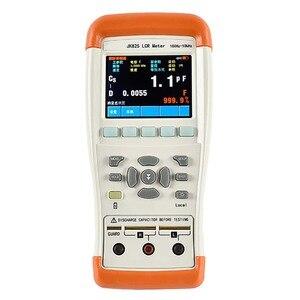 Image 1 - Handheld LCR Digital Bridge JK825 Capacitance Tester High Precision Inductance Meter Resistance Tester Electronic Lab Equipment