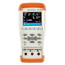 Handheld lcr ponte digital jk825 capacitância tester medidor de indutância alta precisão resistência tester eletrônico laboratório equipamentos