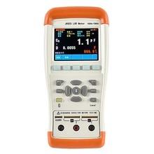 Medidor de inductancia de alta precisión, Puente Digital JK825 LCR, probador de resistencia, equipo de laboratorio electrónico