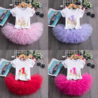 Vestido de verano para bebé, ropa para niña recién nacida, trajes para bebé, regalo de cumpleaños de 1 año para niño niña, vestido de fiesta