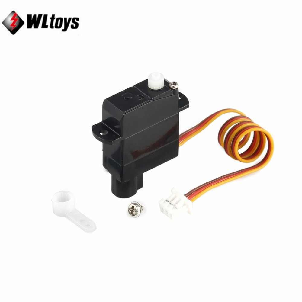 1.9g פלסטיק סרוו עבור Wltoys XK A600 K100 K110 K123 K124 V977 V966 RC מסוק מטוס חלק אביזרי ti