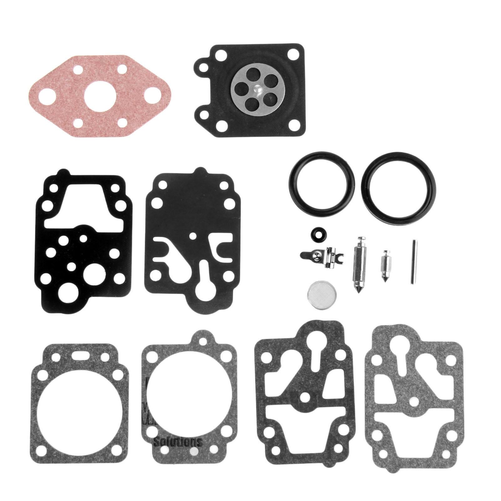 Dophee Carburetor Carb Repair Kit For WALBRO K20-WYL Echo Emak Kawasaki Komatsu Maruyama Mitsubishi Shindaiwa Chainsaw Parts