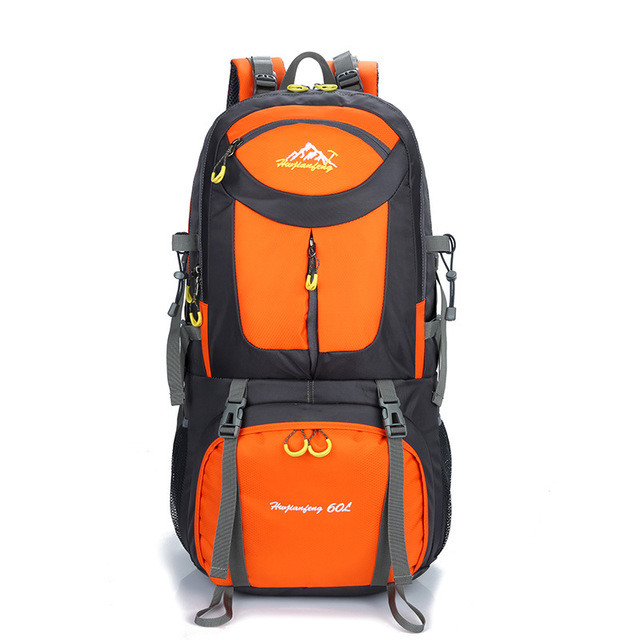 60l Camping Hiking Travel Riding Waterproof Hiking Backpacks 8