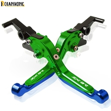 For KAWASAKI ZX9R ZX-9R 1998 1999 1998 1999 ZX9R Motorcycle CNC Adjustable Brake Clutch Levers handle Motorcycle Accessories цена и фото