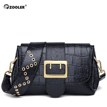 купить Luxury Handbags Women Bags Designer Leather Shoulder Bags for Women Small Crossbody Messenger Bag Ladies Black Sac a main CK203 дешево