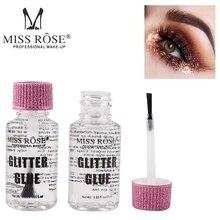 Make up powder glue make MISS ROSE 25ML face eye