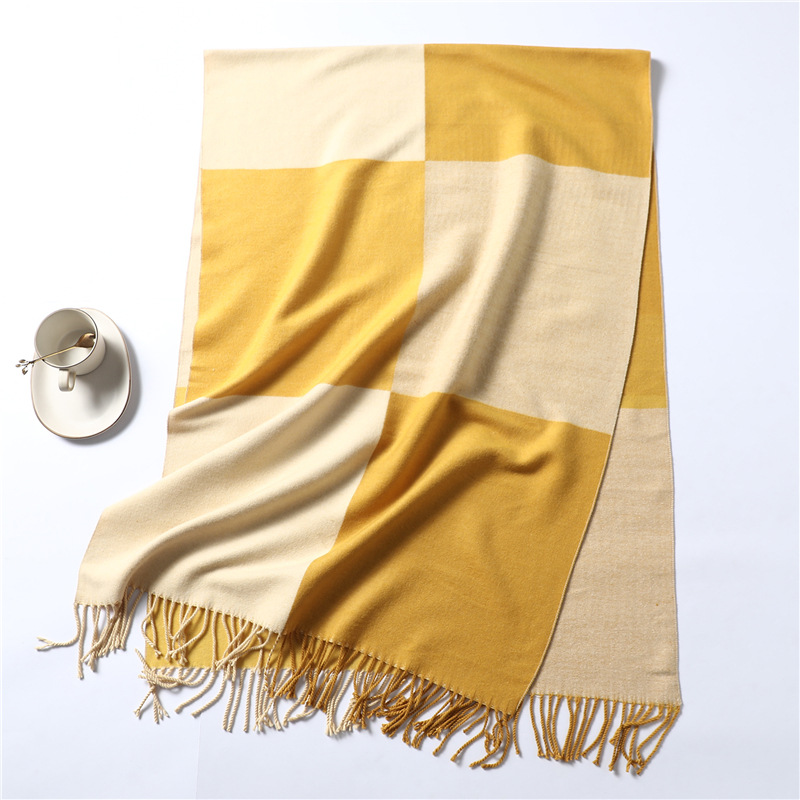 novos lenços de inverno grosso quente pashmina