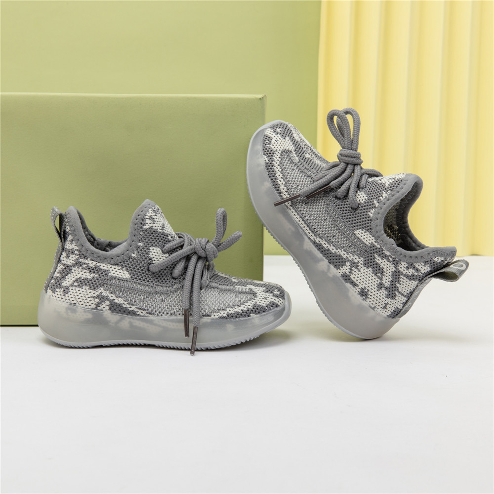 Breathable Fashion Kids Sneakers Shoes For Girls Boys Sports Sneakers Shoes Casual Comfortable Children Student Sneakers For Kid