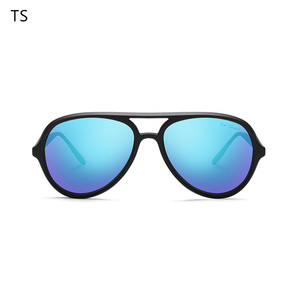 Image 1 - TS STR015 0105 Ice Blue TAC Polarized Sunglasses UV400 TAC Lens Men Women Outdoor Sports Cycling Driving Sunglasses