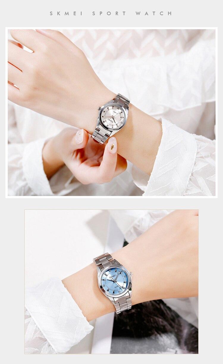 Ha894d2a147b3408ba8c2376356a2fda2H 2020 SKMEI Casual Women Romantic Quartz Watches Luxury Female Girl Clock Waterproof Ladies Wristwatches Relogio Feminino 1620