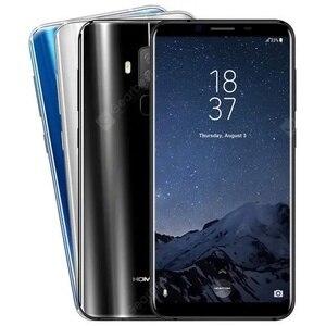 "Image 5 - HOMTOM S8 Smartphone 4GB RAM 64GB ROM 5.7 ""HD MTK6750T אוקטה ליבה כפולה אחורי מצלמה 16MP + 5MP טביעות אצבע 3400mAh נייד טלפון"