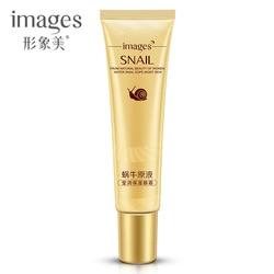 IMAGES Snail Eye Cream Skin Anti Aging Anti Wrinkle Remove Dark Circle Eye Care Moisturizing Repair Firming Skin Care