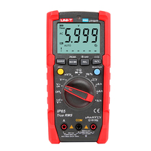 UNI-T  UT191T Digital Multimeter True RMS Auto Range AC DC Voltage Current Meter Capacitance Frequency Resistance Tester