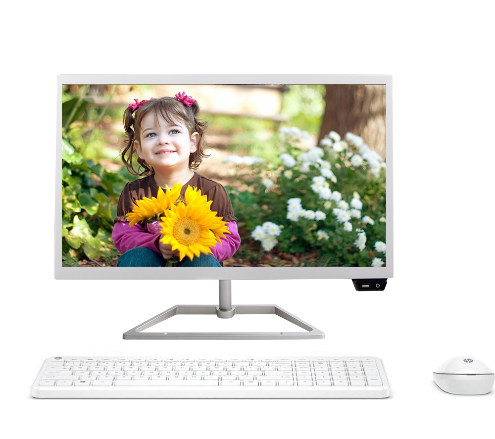 21.5'' 23.6'' Inch Full HD Core I3 I5 Desktop Desktop Computer All In One Pc